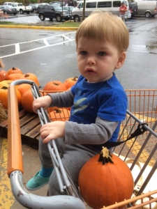 Spooky trip to Home Depot