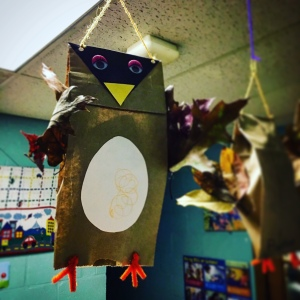 Whoooooooo's picking up contagion at preschool?